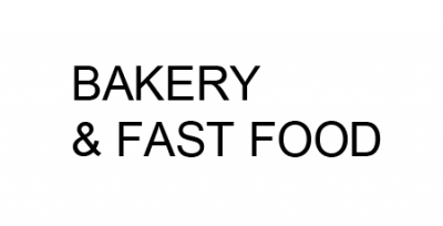 Bakery & Fast Food