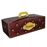 Pastry & Cakes Oblong Case 007