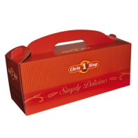 Pastry & Cakes Oblong Case 006